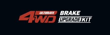 Ultimate 4WD Brake Upgrade Kit