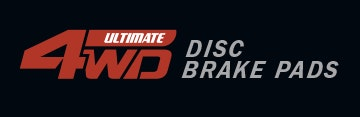Ultimate 4WD Disc Brake Pads