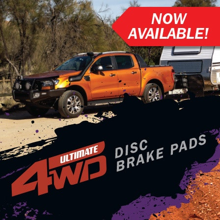 Ultimate 4WD Disc Brake Pads content image