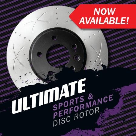 Bendix Ultimate Sports & Performance Disc Rotors content image