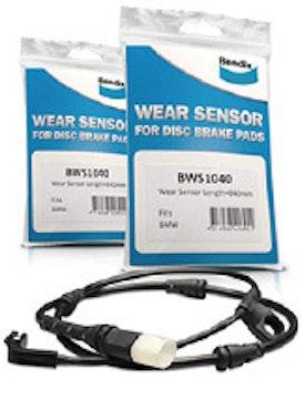 Electronic Brake Wear Sensors