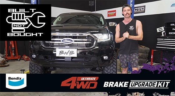 Built Not Bought - 2020 FORD RANGER Already In For Upgrades!!!