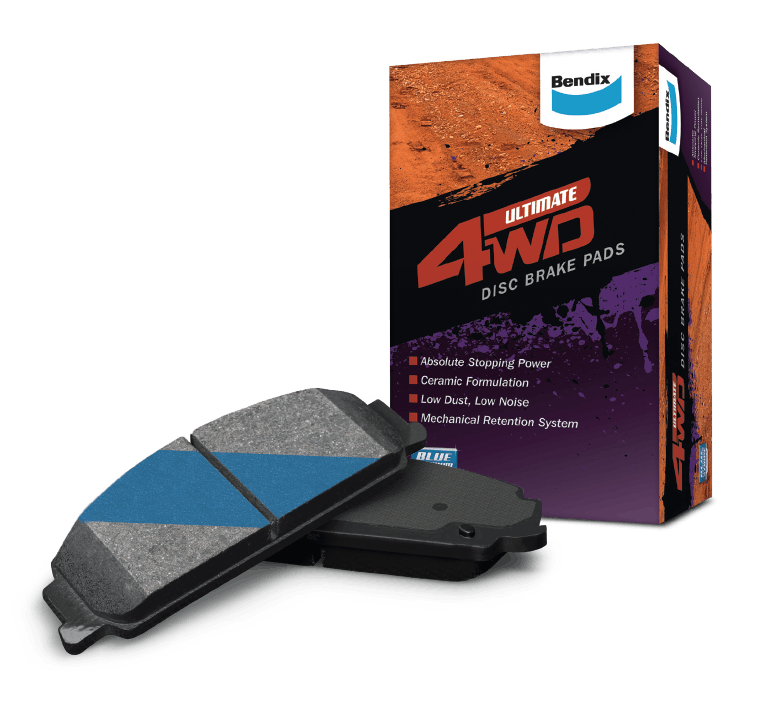 Ultimate 4WD Disc Brake Pads