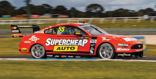 Mostert storms back at Sandown 500