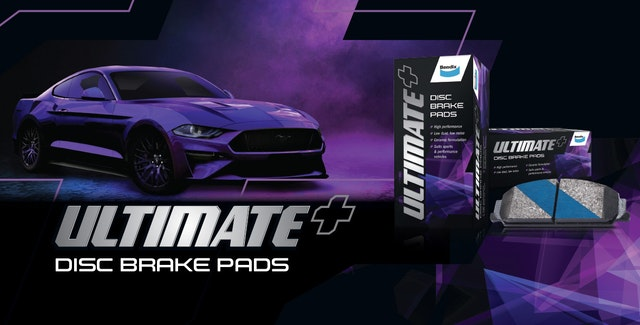Ultimate+ Brake Pads!