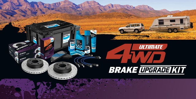 Bendix Ultimate 4WD Brake Upgrade Kit – Vehicle Applications UPDATE!