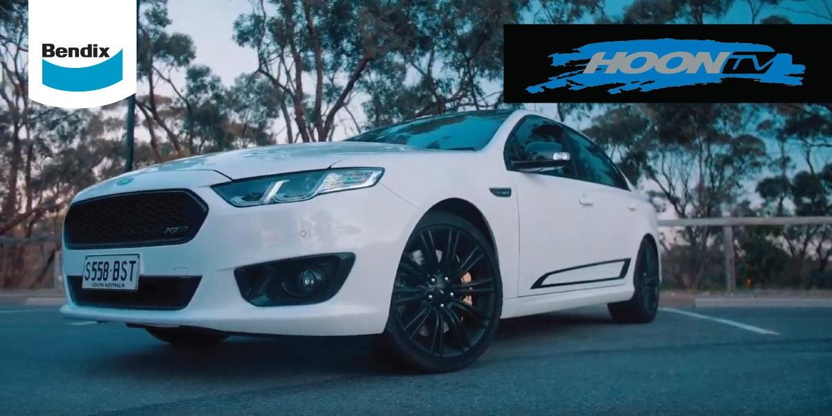 XR8 Sprint是由Ford建造的最佳猎鹰模型吗?