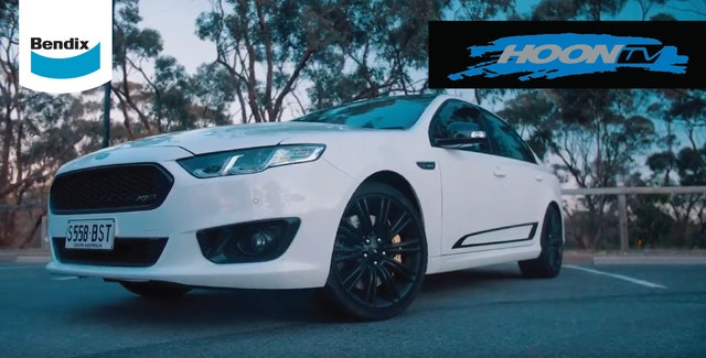 Was the XR8 Sprint the best Falcon model built by Ford?