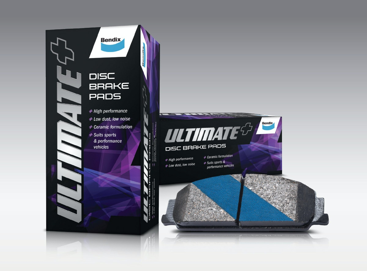 Bendix are pleased to announce 16 new Ultimate+ brake pads matched with Ultimate Rotors.