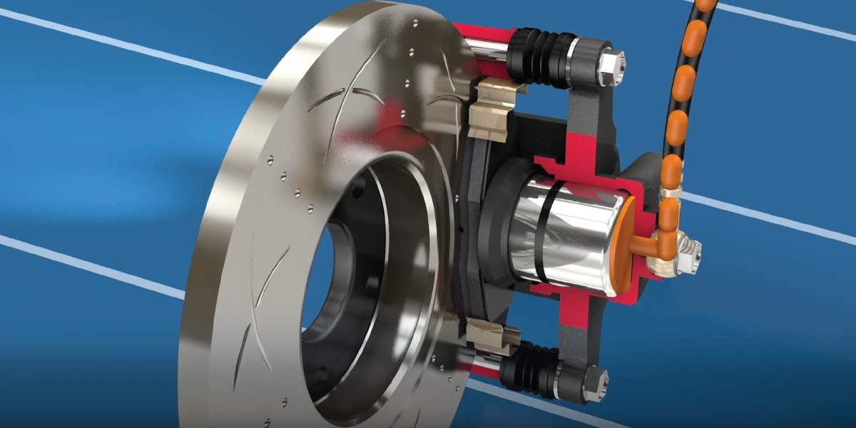 Brake Parts and How They Work Together to Stop a Vehicle