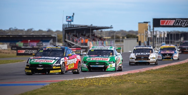 From podiums to punts, Le Brocq's big weekend at The Bend