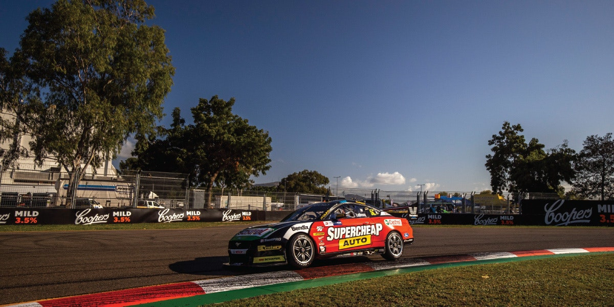 Le Brocq bounces back in Townsville