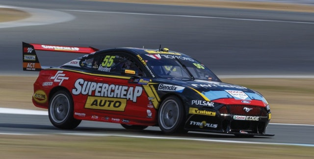Mostert on a high in Queensland
