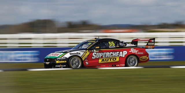 Mostert rides the NZ Roller Coaster