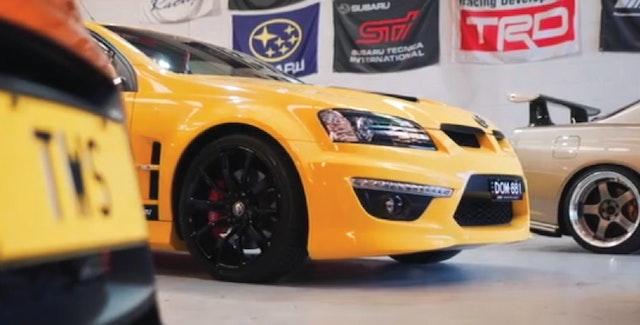 Cars of Bendix - Team Wild Speed
