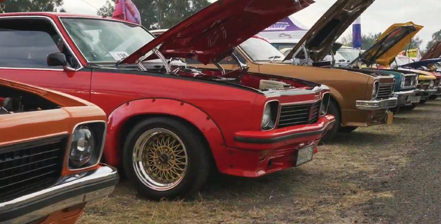 Cars of Bendix August 2019 – All Holden Day