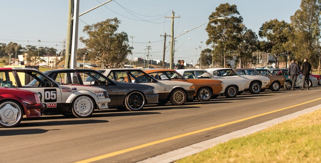 Cars of Bendix – Rolling 30