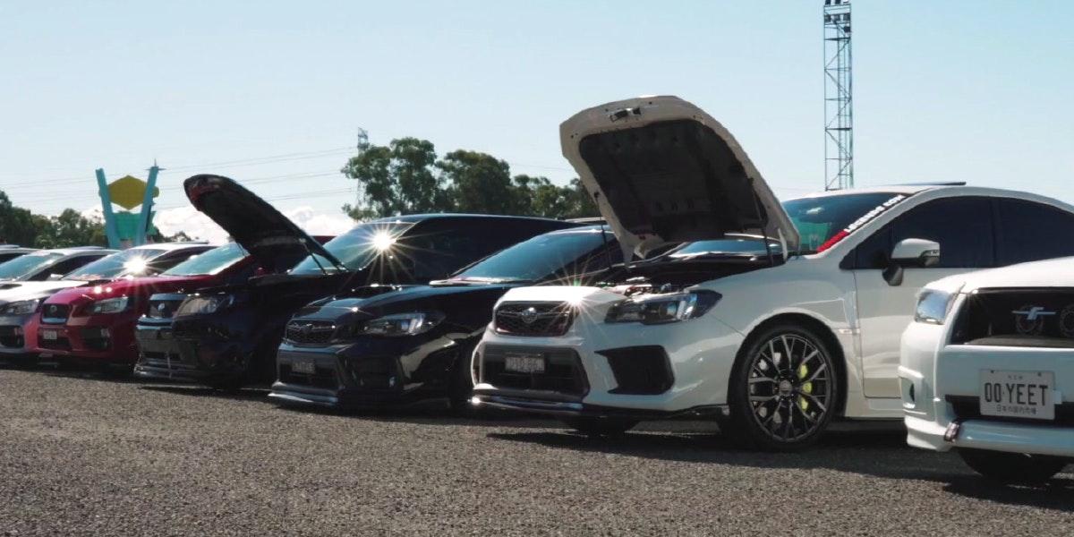 Cars of Bendix - UNITED Festival