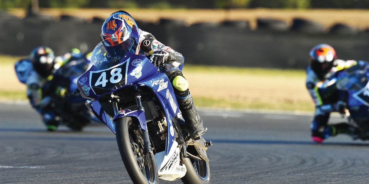 motoCHAMPION launches step one to MotoGP for young Australian motorcycling talent