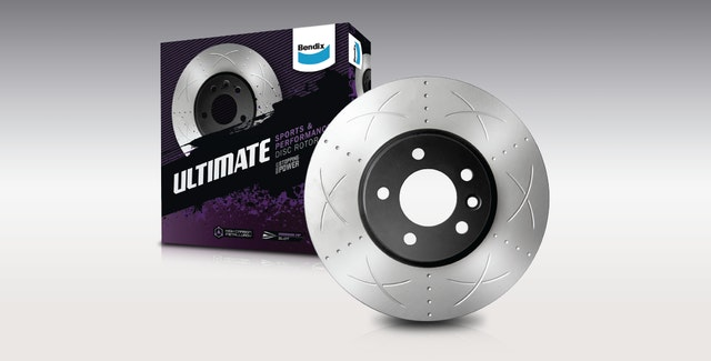 Bendix Ultimate Rotors for Sports & Performance!