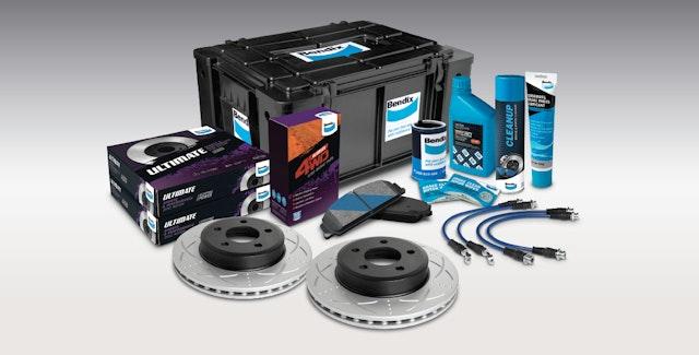 ALL NEW Bendix Ultimate 4WD Brake Upgrade Kit!