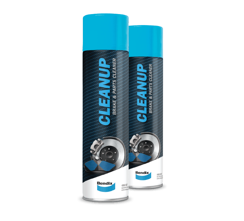 Cleanup – Brake & Parts Cleaner