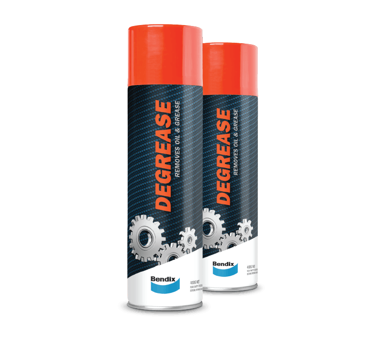 Degrease – Removes Oil & Grease