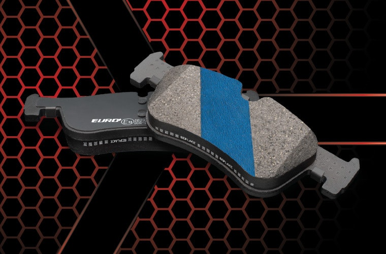 Bendix Blue Titanium Stripe
