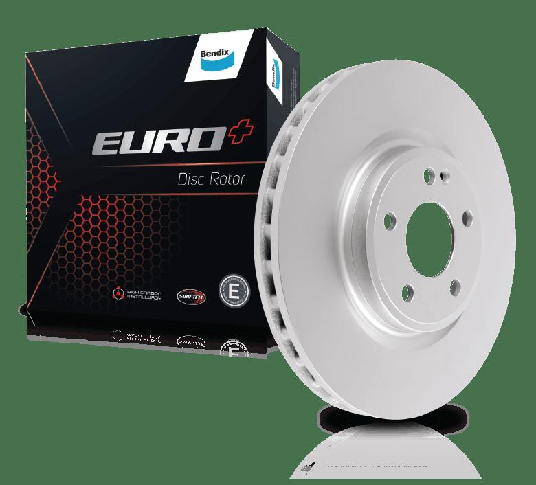 Euro+ Disc Rotors