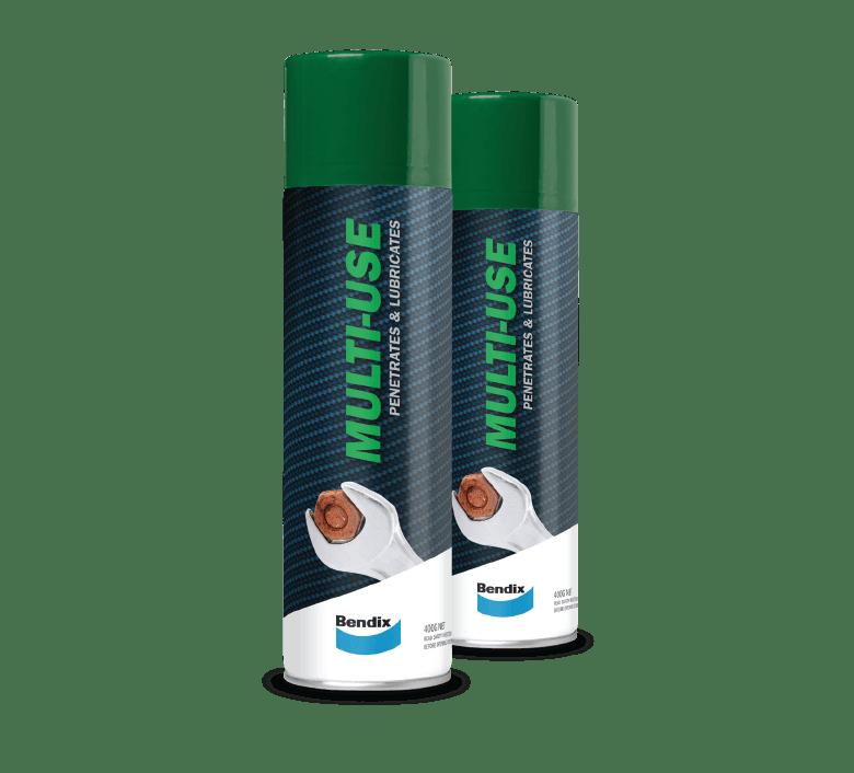 Multi-Use – Penetrates & Lubricates