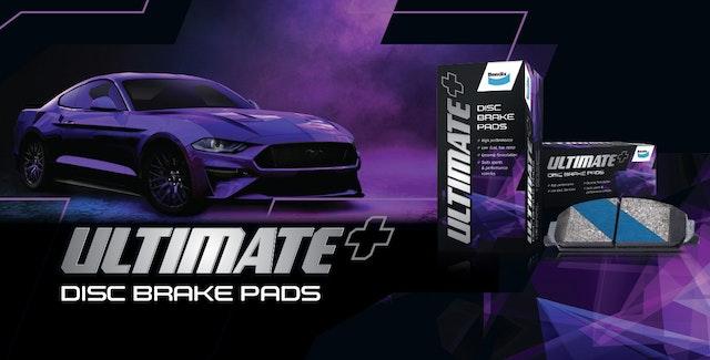 Ultimate+ Brake Pads!