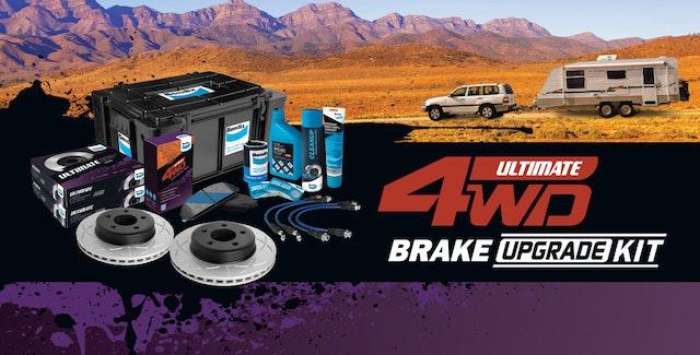 Bendix Ultimate 4WD Brake Upgrade Kit – Vehicle Applications UPDATE!
