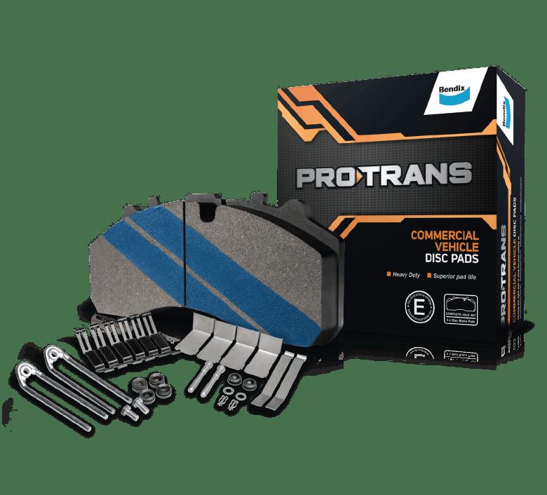Protrans™ Disc Pads