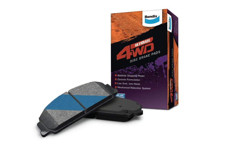 Ultimate 4WD Brake Pads