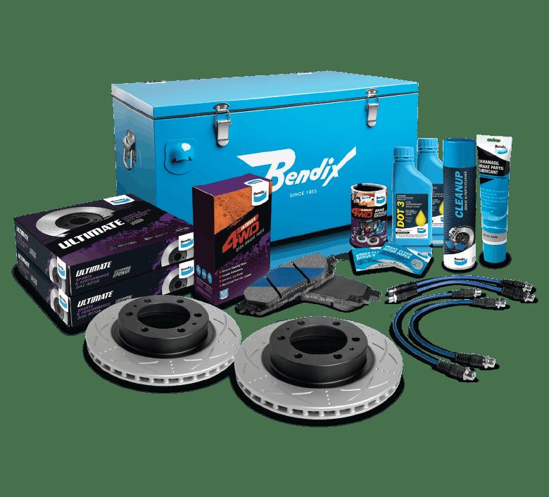 Ultimate 4WD Brake Upgrade Kit