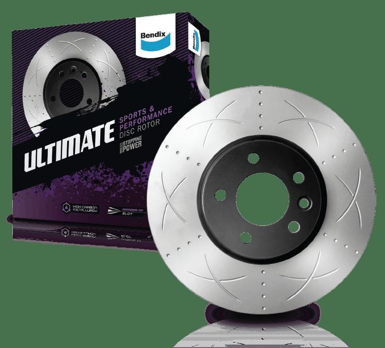 Bendix Ultimate Sports & Performance Disc Rotors