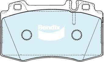 Front Brake Pad Set