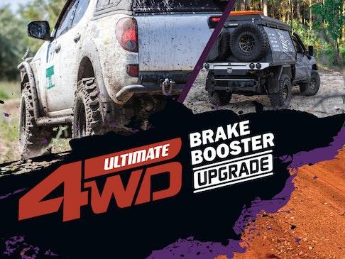 Ultimate 4WD Brake Booster Upgrade