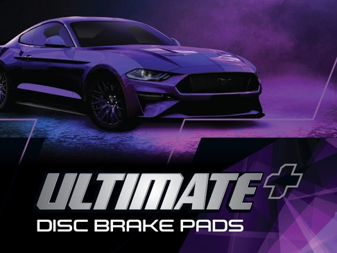 Ultimate+ brake pads