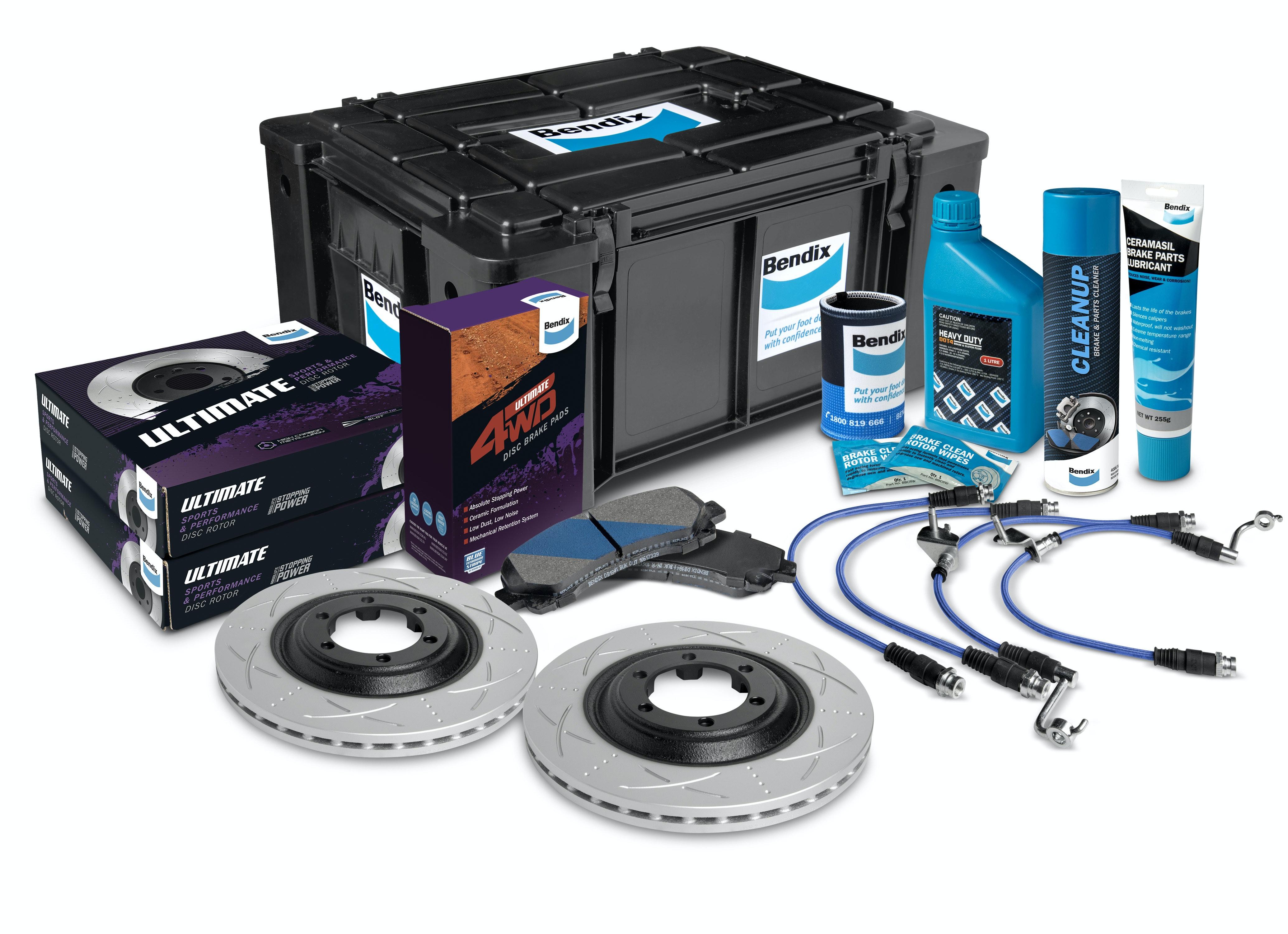 High Performance Brake Kit