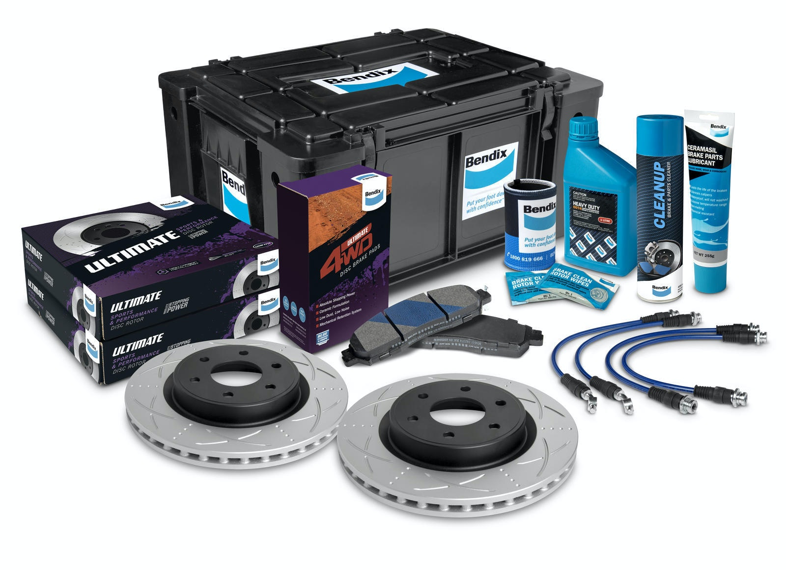 Brake High Performance Brake Kit