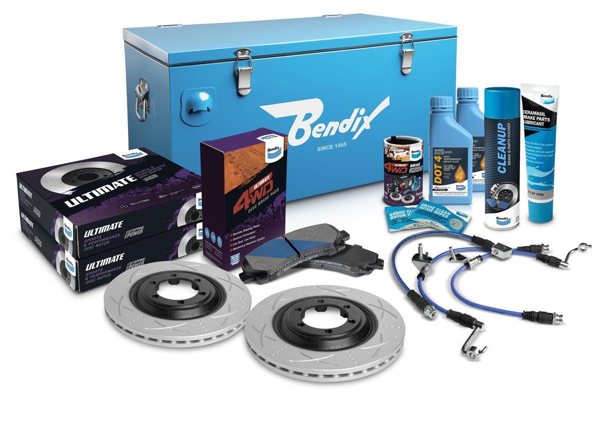 Front High Performance Brake Kit